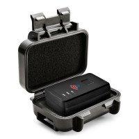 Spytec STI GL300MA 4G LTE Mini Real-Time GPS Tracker + M2 Magnetic Case Bundle